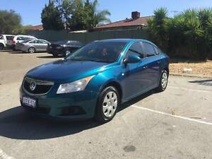 2011 Holden Cruze  Automatic Sedan  ****ONLY 71,000 KMS*** St James Victoria Park Area Preview