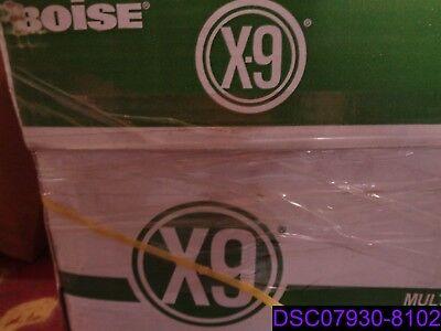 Qty = 10 Reams (5,000 Sheets): Boise X9 Multipurpose Paper OX9004