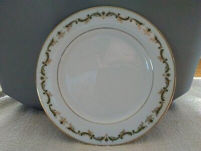 "Vintage Noritake ""Aberdeen"" 6727~ Bread Dessert Plate ~ Excellent Used Condition"