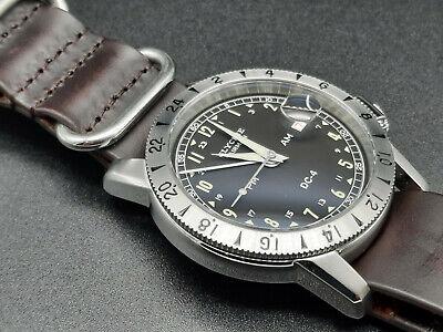 Glycine GL0071 Airman DC-4 GMT Automatic Watch
