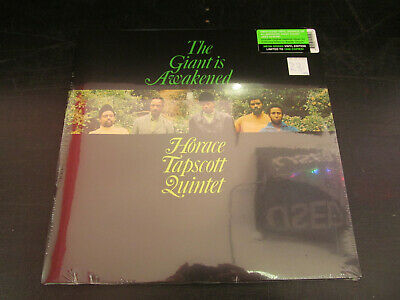 HORACE TAPSCOTT QUINTET The Giant is Awakened LP neon green Vinyl Record NEW