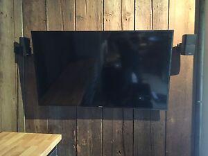 Installation de télévision / TV mount