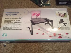 Laptop stand brand new in box
