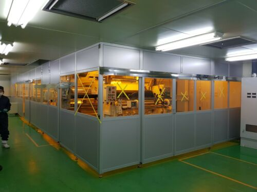 Cleanroom for sale clean room class 10 to100,000 / ISO4 to ISO9