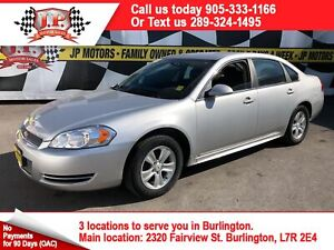 2013 Chevrolet Impala LS, Automatic, Steering Wheel Controls, 87