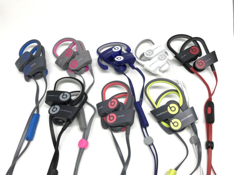 Beats By Dr. Dre PowerBeats 2 Wireless Earphones Headphones In-Ear ur Beats Dr