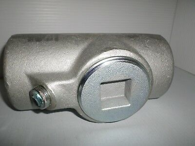 New Crouse-hinds Eys81 3 Explosion Proof Sealing Fitting Sealoff