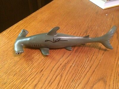 Daymond John - Star of Shark Tank signed shark
