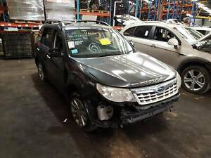 WRECKING 2011 SUBARU FORESTER 2.5 AUTOMATIC STATION WAGON (C26571)