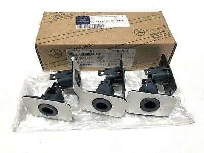Mercedes-Benz W164 ML 6x Park Kit Sensoren Halter Set PTS A1648806314