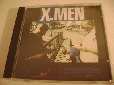 X.Men / Diable Rouge - J'attaque Du Mike (CD, 1996, Night & Day)