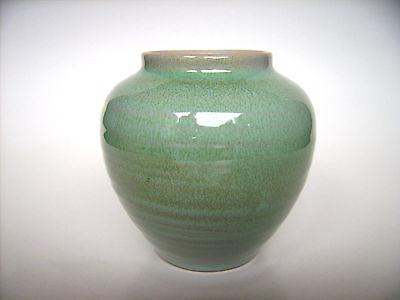 Art Deco Keramik Vase Nr.4684 Martha Katzer Karlsruher Majolika 30s pottery Top