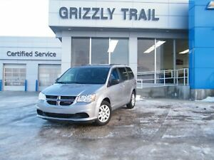 2017 Dodge Grand Caravan CVP/SXT USE IT LIKE A TRUCK!!!