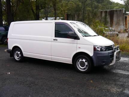 LWB VW T5 Transporter Campervan - Auto Low, Kms, Diesel West Gosford Gosford Area Preview