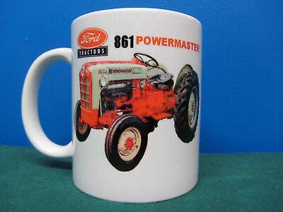 Ford 861 Coffee Mug
