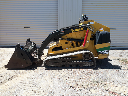 Vermer S450tx 2014 806 Hours( uses Kanga and Dingo Attachments )