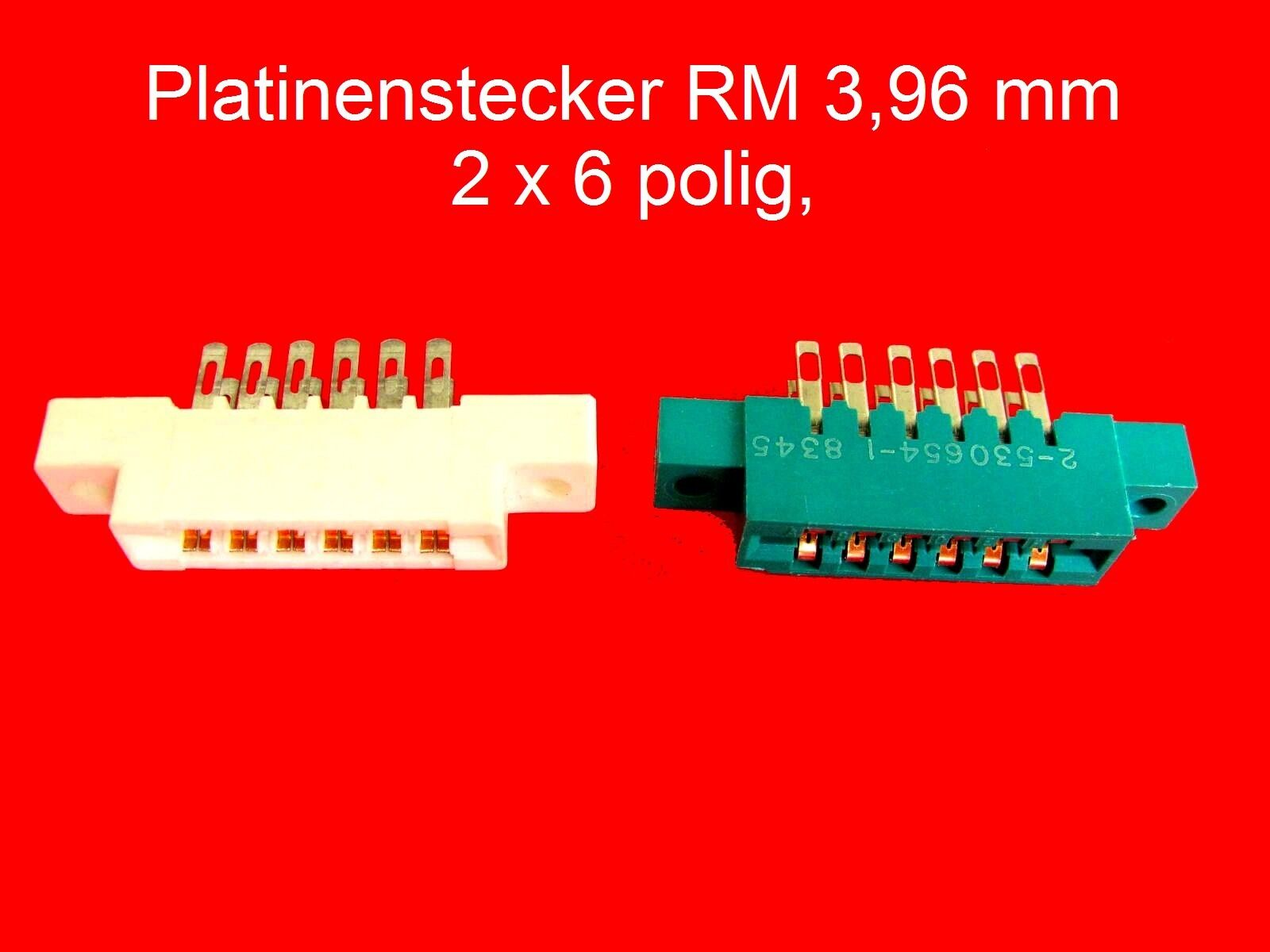 platinenstecker 38 kontakte rm 2 54 steckverbinder leiterplattenmontage eur 6 00 picclick de. Black Bedroom Furniture Sets. Home Design Ideas