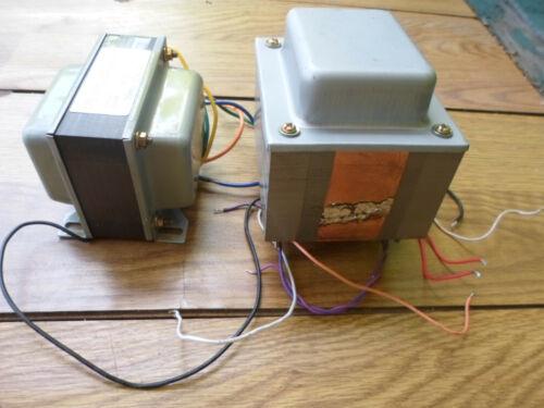 Power and Output Transformer For 100 Watt Tube Guitar Amplifier HiFi