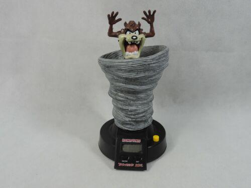 Vintage Looney Tunes Taz Alarm Clock 1993