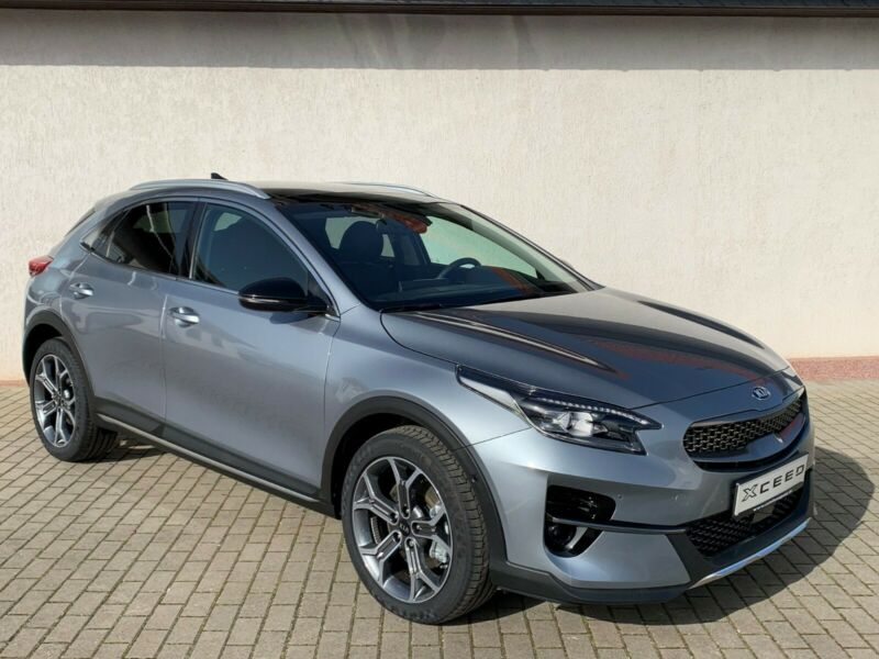Kia XCeed Plug-in Hybrid Platinum Edition