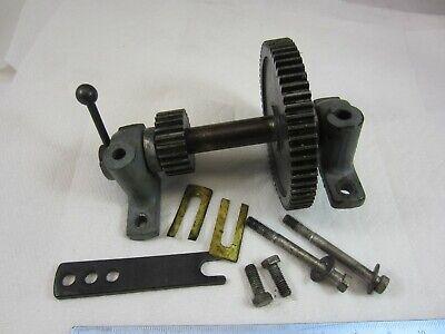 Nice Atlas Craftsman 10 12 Lathe Back Gear Assembly