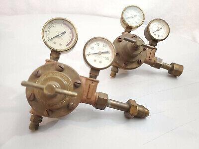 Meco Welding Regulator Set Oxygenacetylene Vintagesteampunk