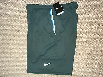 NWT Nike Federer Hard Court Twill Tennis Shorts 480244-350 Nadal Medium / XL for sale  USA