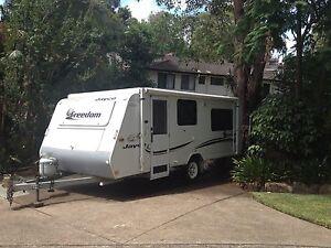Jayco Freedom Pop-Top Caravan - 2005 Charlestown Lake Macquarie Area Preview