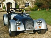 Morgan Roadster Lightweight Championship winning race car