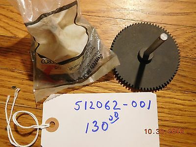 A.o. Smith Meter 512062-001 Shaft And Gear