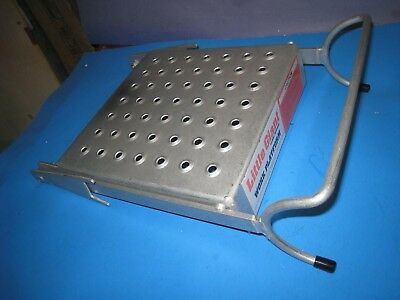 Little Giant Ladder 10104 Rated 375 Aluminum Work Platform Step Accessory 51g4
