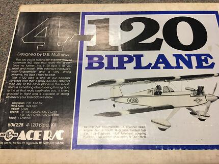 Balsa Plane kit