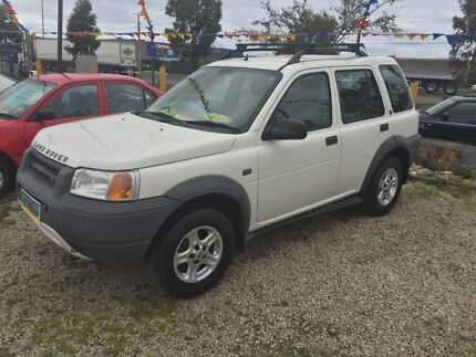 1999 Land Rover Freelander 1.8 petrol Hoppers Crossing Wyndham Area Preview