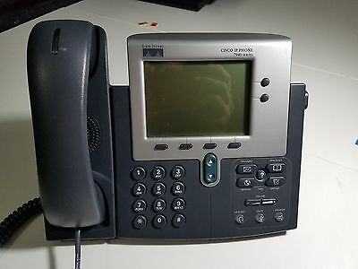 Cisco Systems Ip Phone 7940 Series