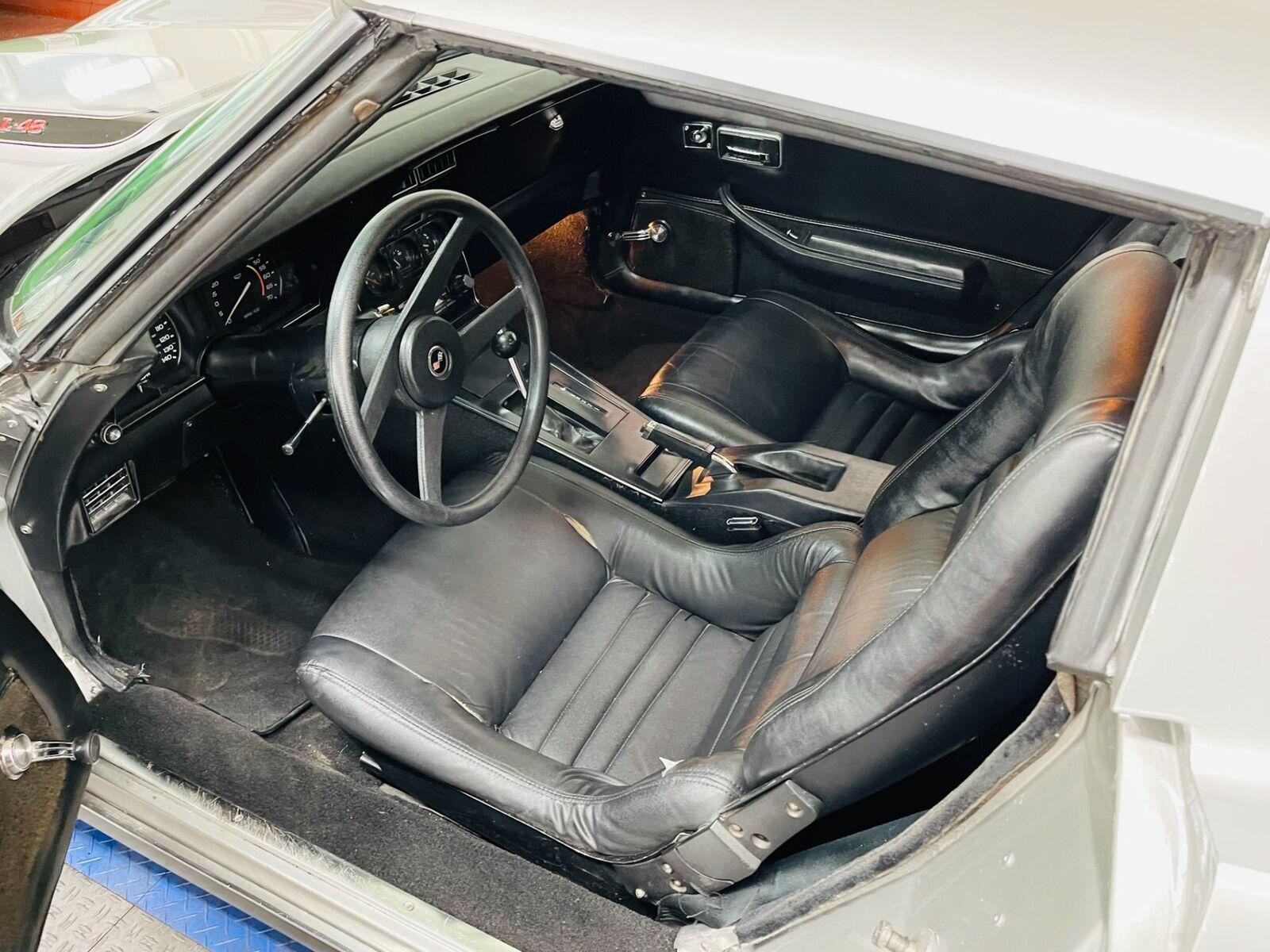 1979 Silver Chevrolet Corvette   | C3 Corvette Photo 7