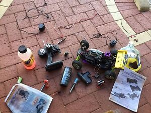 Petrol RC car stuff Alexander Heights Wanneroo Area Preview