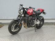 "Honda CB1000R+ Plus  ""Team Schlieter Edition"""