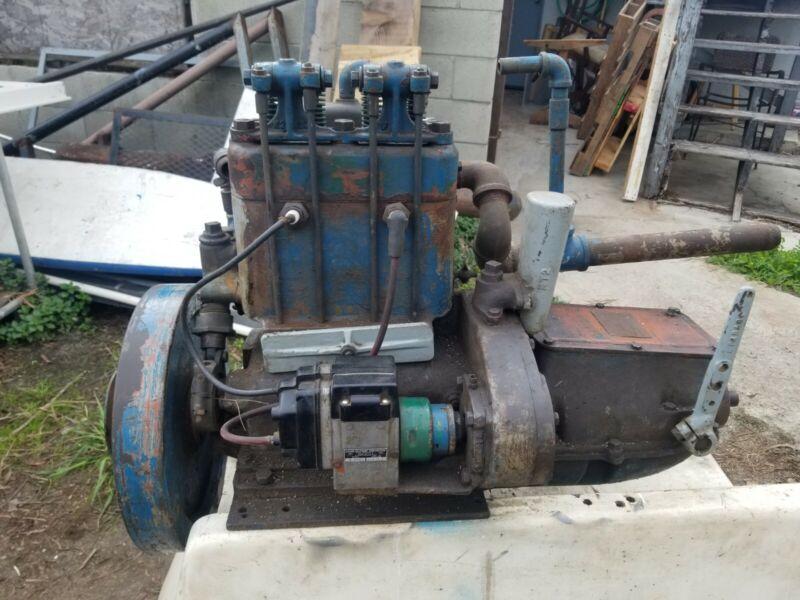 Antique Marine Engine Boat Motor United States Motors Corp