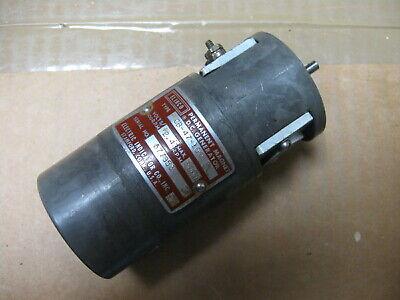 Elinco Permanent Magnet Dc Generator 2.4v 3000rpm Cb-47-100