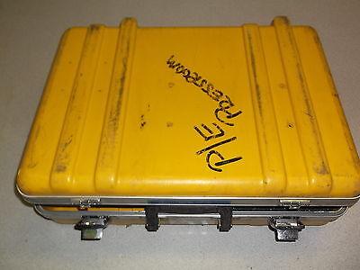 Mcnaughton Yellow Hard Case Y2k Y2k-450 Free Shipping
