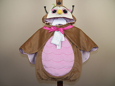 Koala Kids Owl Halloween Costume Bird Dress Up Size 3/6M, 6/9M **NEW W/ TAGS**