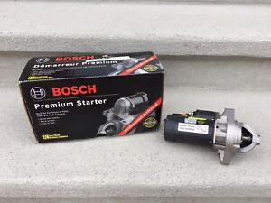 Starter / Démarreur Bosch BMW M3, Z3, Z4