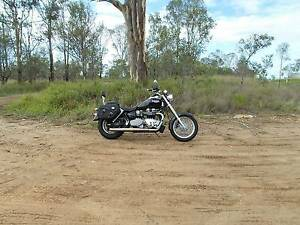 2006 TRIUMPH AMERICA Lowood Somerset Area Preview