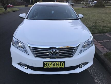 2013 TOYOTA AURION PRODIGY 12 months rego!