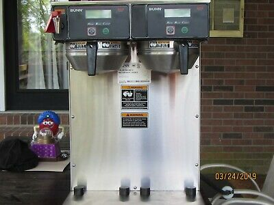 Bunn Axiom Twin Aps Coffee Maker 38700.0013