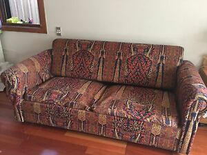 Sofa with broken pull out bed Queens Park Eastern Suburbs Preview