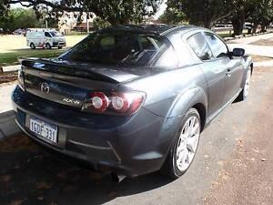 2011 Mazda RX-8 Luxury Auto Coupe Victoria Park Victoria Park Area Preview