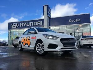 2018 Hyundai Accent LE - $86 Biweekly - ALL NEW LOOK!!