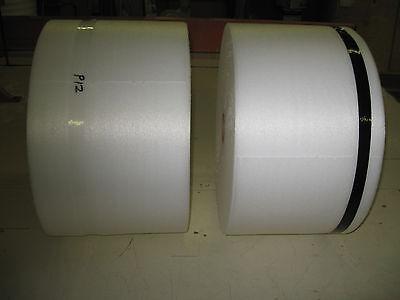 132 Pe Foam Wrap Packaging Rolls 12 X 2000 Per Bundle - Ships Free