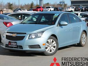 2012 Chevrolet Cruze LT Turbo AUTO | LOADED | ONLY $36/WK TAX...